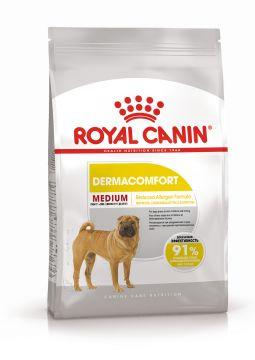 Роял канин Медиум Дермакомфорт для собак (Medium Dermacomfort)
