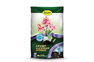 """Грунт для орхидей """"Цветочное счастье"""" 2,5л Фаско"""