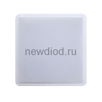 Светильник светодиодный СПБ-2-квадрат 24Вт 230В 4000К 1700Лм 270мм Белый IN HOME