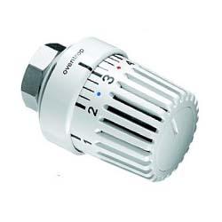 Терморегулятор белого цвета Oventrop Uni LH 1011465