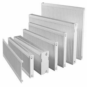 Радиатор панельный Kermi FKO 12/300/600 боковое