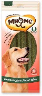 МНЯМС зубные палочки для собак размер M, 3 шт. Х 65 гр, 17,5 см