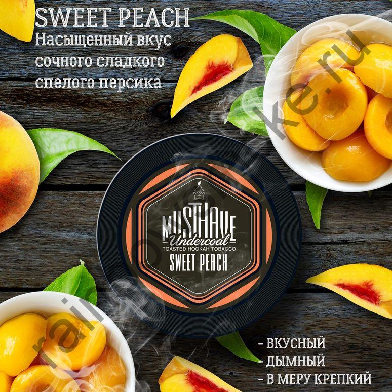 Must Have 25 гр - Sweet Peach (Сладкий персик)