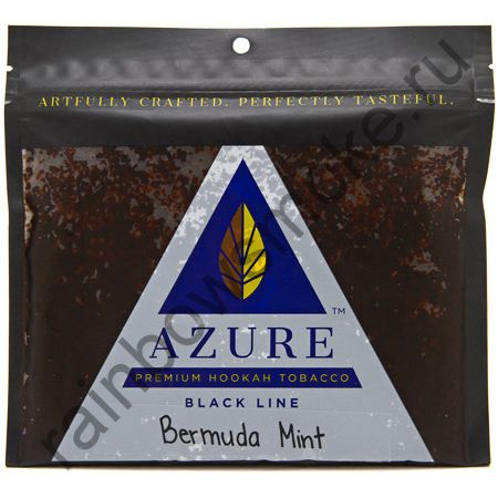 Azure Black 250 гр - Bermuda Mint (Бермудская мята)