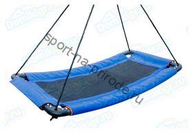 """Качели """"Гнездо"""" прямоугольные, размер 145 х 73 см Playgarden"""