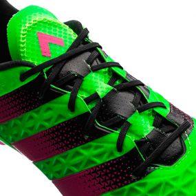 Бутсы adidas Ace 16.1 FG/AG салатовые