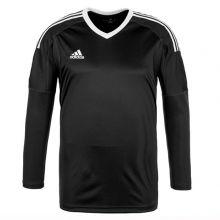 Детский вратарский свитер adidas Revigo 17 Goalkeeper чёрный