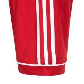 Детские игровые шорты adidas Squadra 17 красные