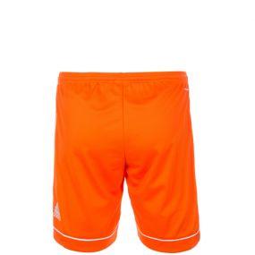 Детские игровые шорты adidas Squadra 17 оранжевые
