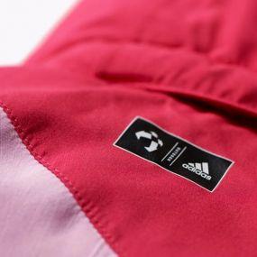 Детский комбинезон adidas Boys Girls Snow Overall розовый