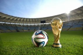 Футбольный мяч adidas Brazuca OMB