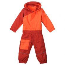 Детский комбинезон adidas Baby Girls Snow Overall оранжевый