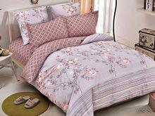 Комплект постельного белья Сатин SL 1.5 спальный  Арт.15/384-SL