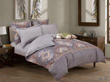 Комплект постельного белья Сатин SL 1.5 спальный  Арт.15/386-SL