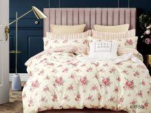 Комплект постельного белья Сатин SL 1.5 спальный  Арт.15/400-SL