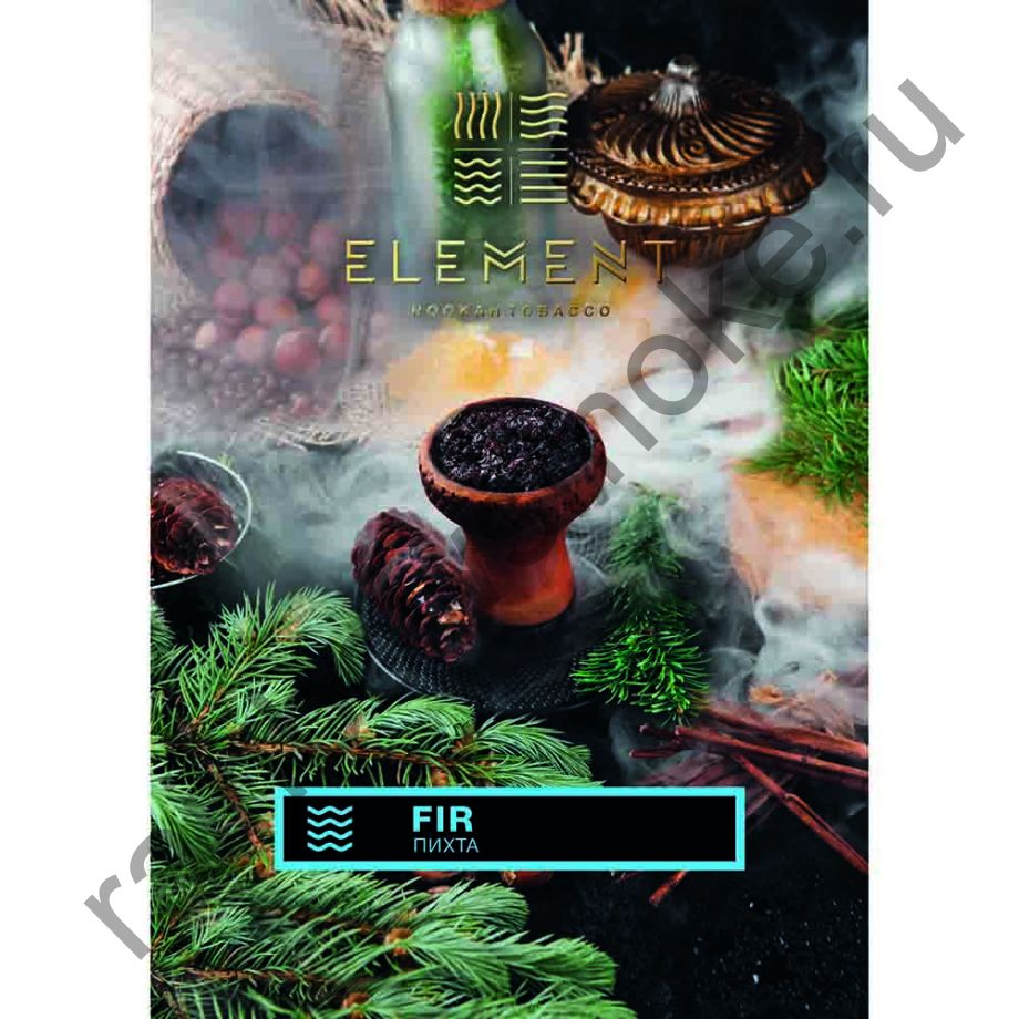 Element Вода 100 гр - Пихта (Fir)