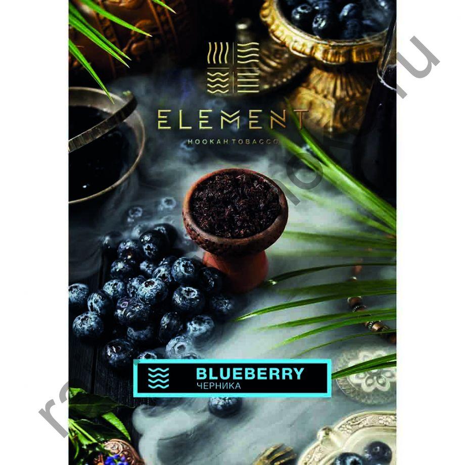 Element Вода 100 гр - Черника (Blueberry)