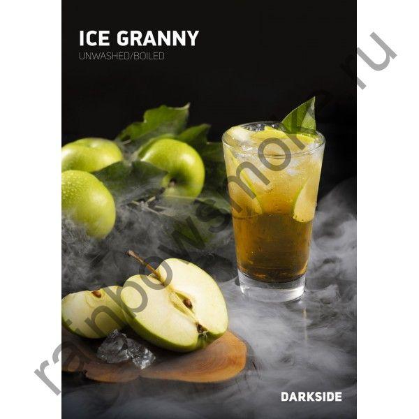 DarkSide Rare 250 гр - Ice Granny (Ледяное Зелёное Яблоко)