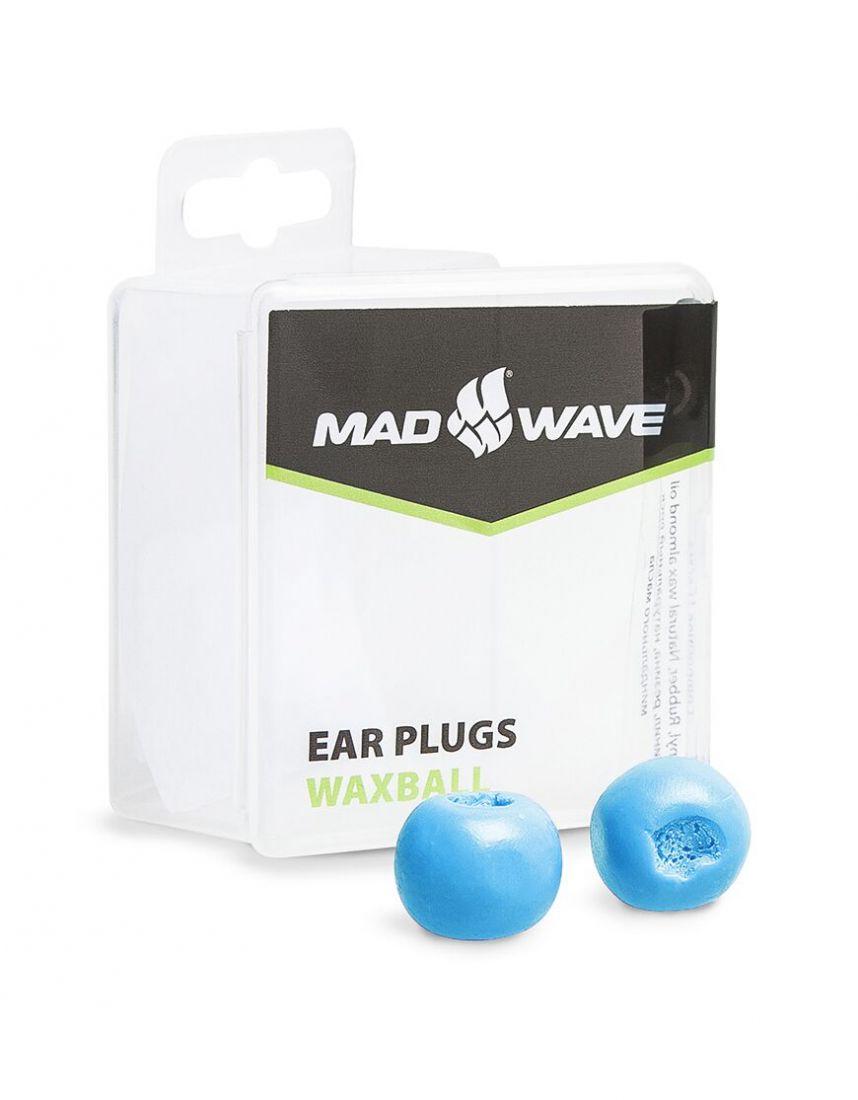 Беруши для плавания Mad Wave WAXBALL