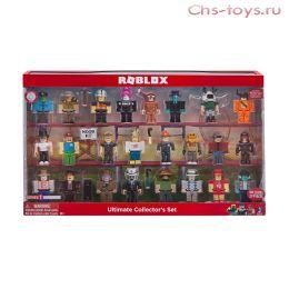 ROBLOX коллекционный набор Роблокс Ultimate Collectors Set 24 фигурки