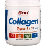 Коллаген 1 и 3-го типа от SAN Nutrition 200 гр