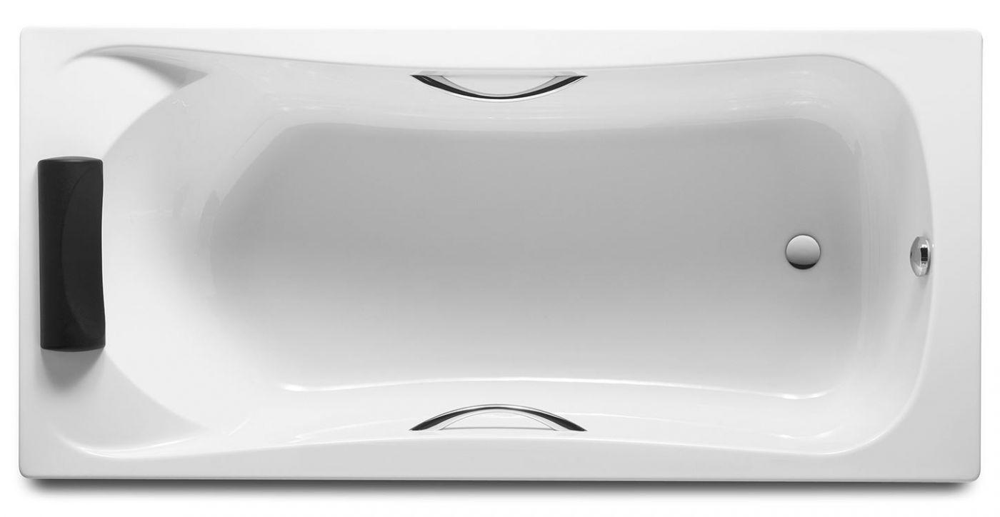 Отдельно стоящая ванна Roca BeCool 180x80 ZRU9302782