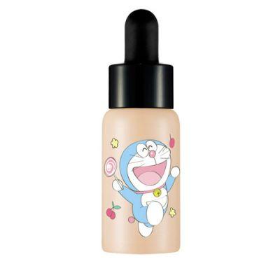 Тональная основа  A'PIEU Air-Fit Nude Foundation (Moisture) [Doraemon Edition] 18гр