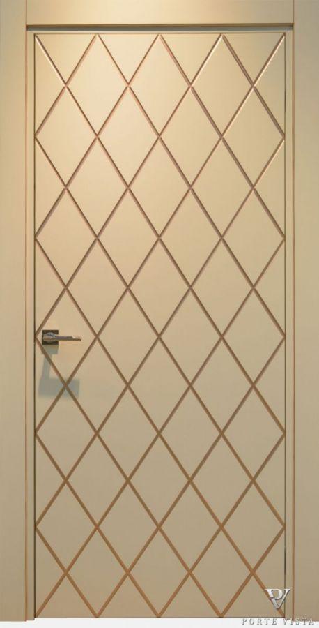 Межкомнатная дверь Porte Vista «Квадро»