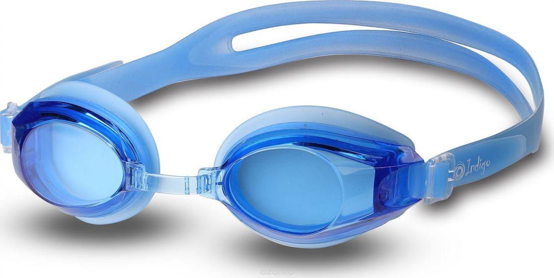 Очки для плавания тренировочные INDIGO G100