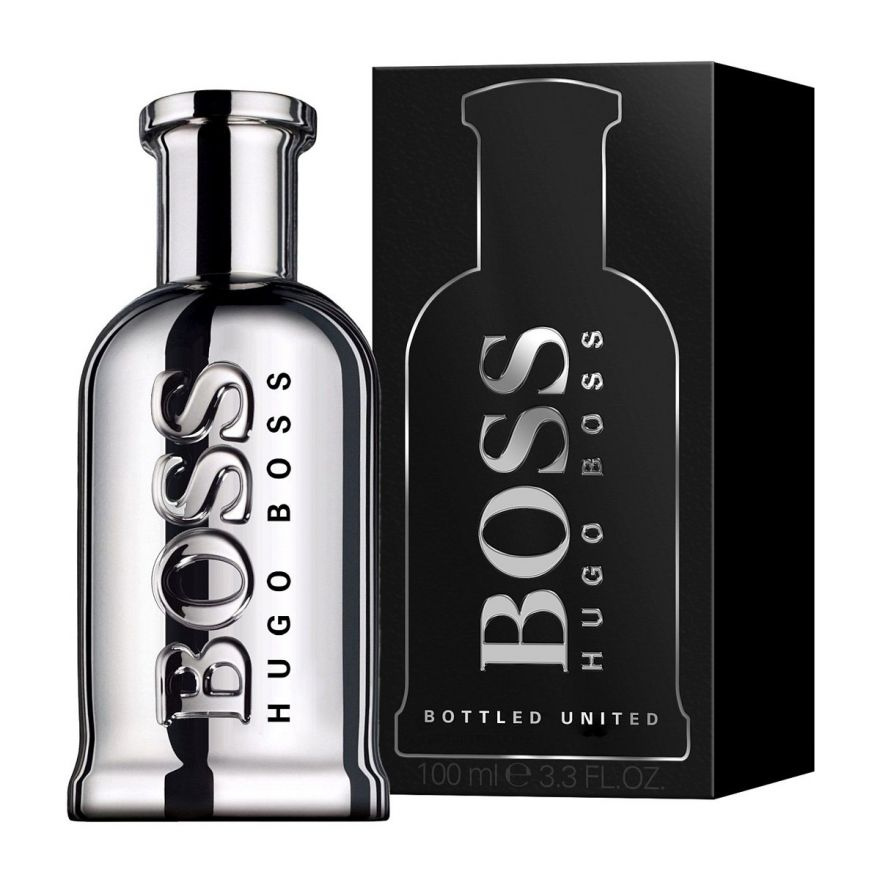 Tуалетная вода hugo boss boss bottled united, 100ml
