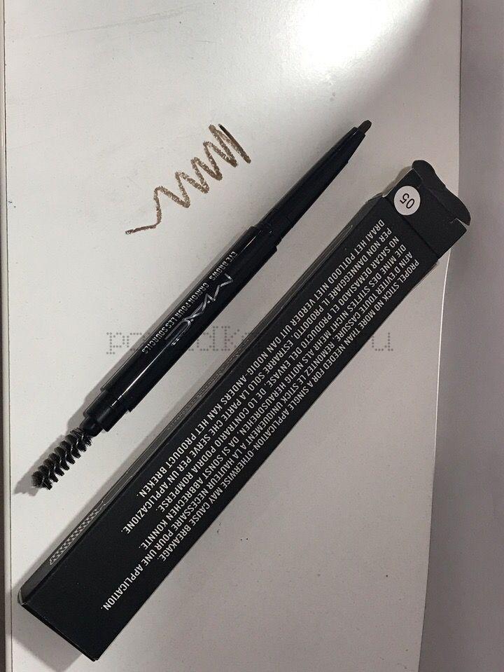 МС карандаш для бровей 05