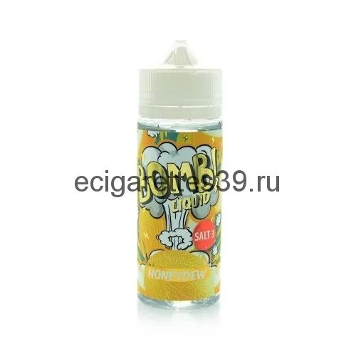 Жидкость Cotton Candy Bomb Honeydew, 120 мл.