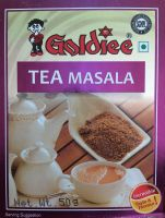 Масала для чая. Tea masala. Goldiee. Индия. 50 г
