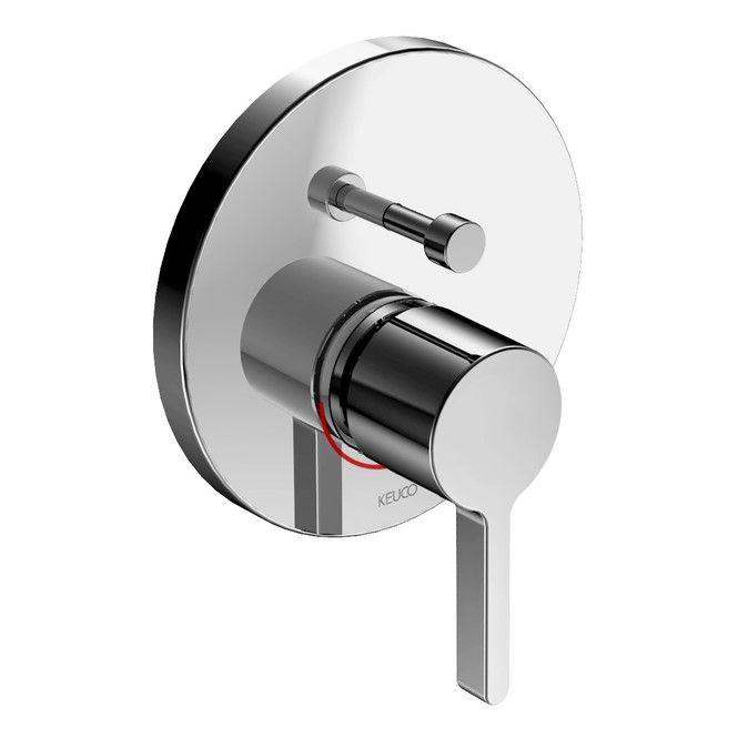 Keuco Edition 400 смеситель для ванны/душа 51572010281 ФОТО