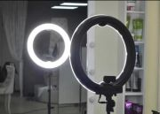 Кольцевая лампа для визажистов фотографов блогеров