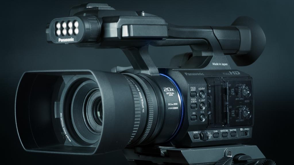 Panasonic AG-AC30(Eng)