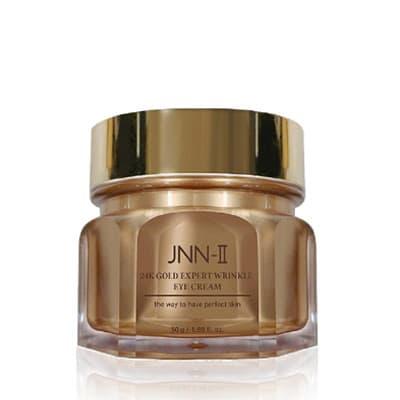 Крем для глаз с 24К золотом JNN-II 24K GOLD EXPERT WRINKLE EYE CREAM 50гр
