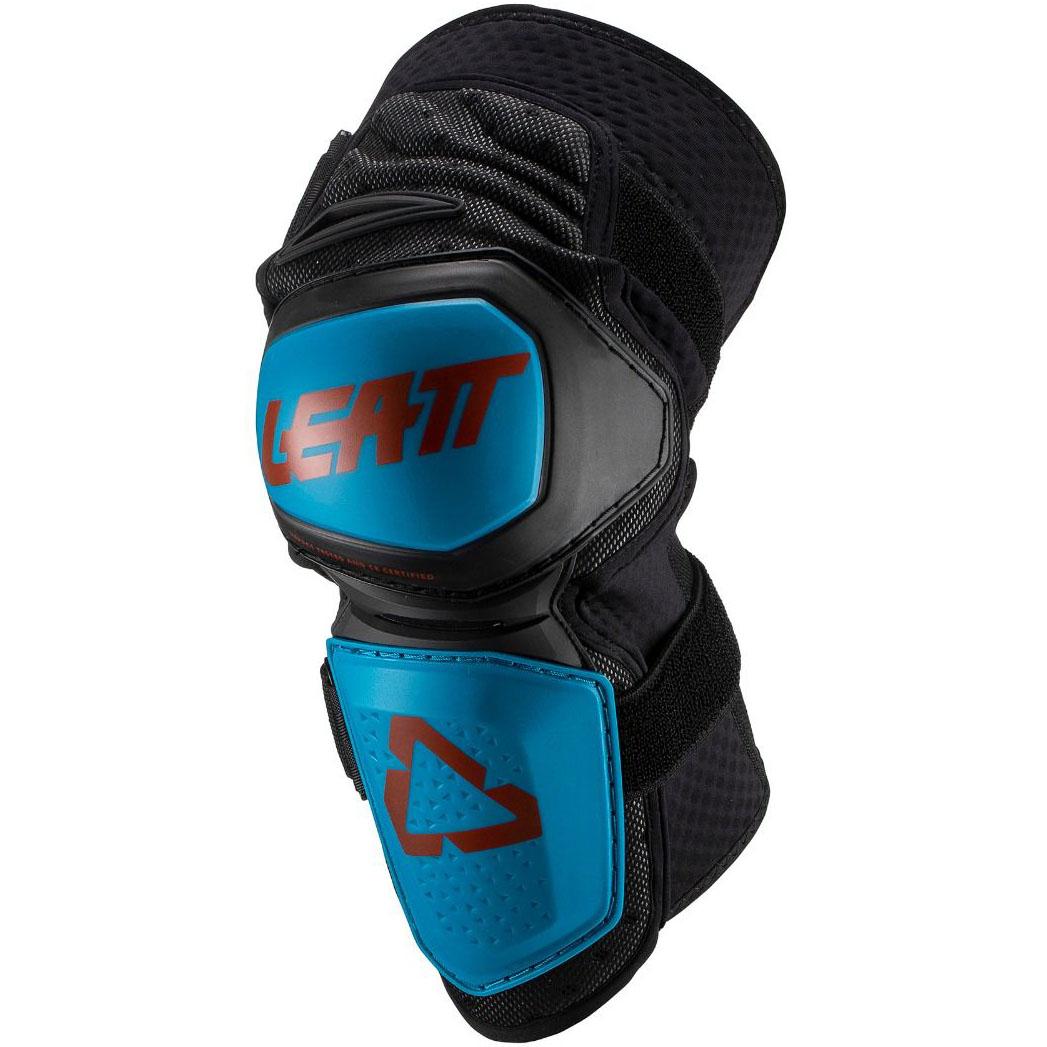 Leatt - 2019 Enduro защита колена, черно-синяя