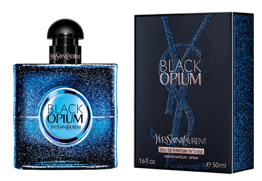 ПАРФЮМЕРНАЯ ВОДА YVES SAINT LAURENT BLACK OPIUM PARFUM INTENSE, 90 ML