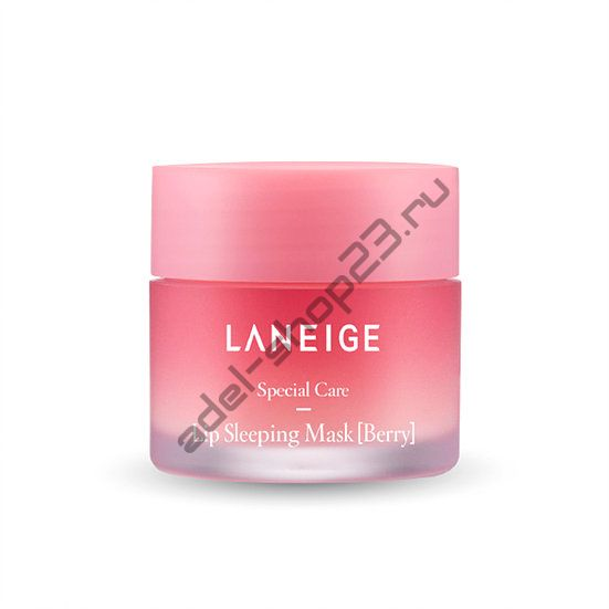 Laneige - Ночная восстанавливающая маска для губ Lip Sleeping Mask 3г