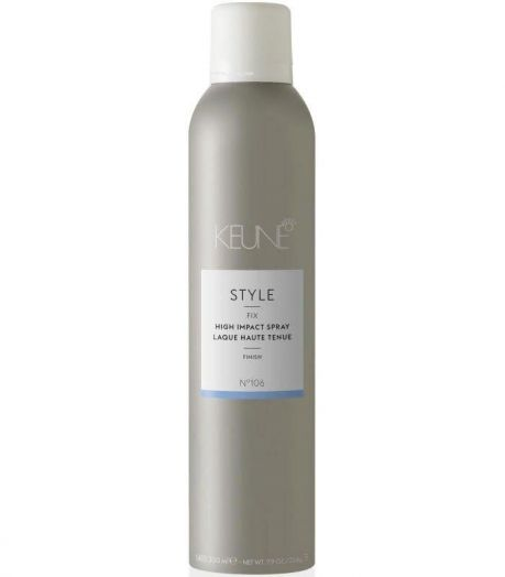 Keune Стиль Лак для волос сильной фиксации/ STYLE HIGH IMPACT SPRAY, 300 мл.