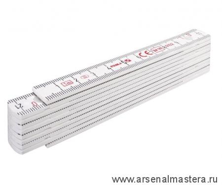 Складной пластмассовый метр STABILA Тип 1004 1мх16мм арт.01004