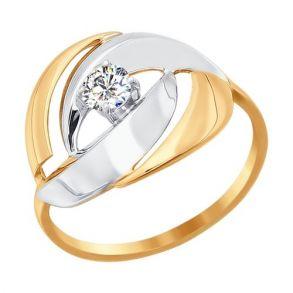 Кольцо SOKOLOV 016822 золото 585