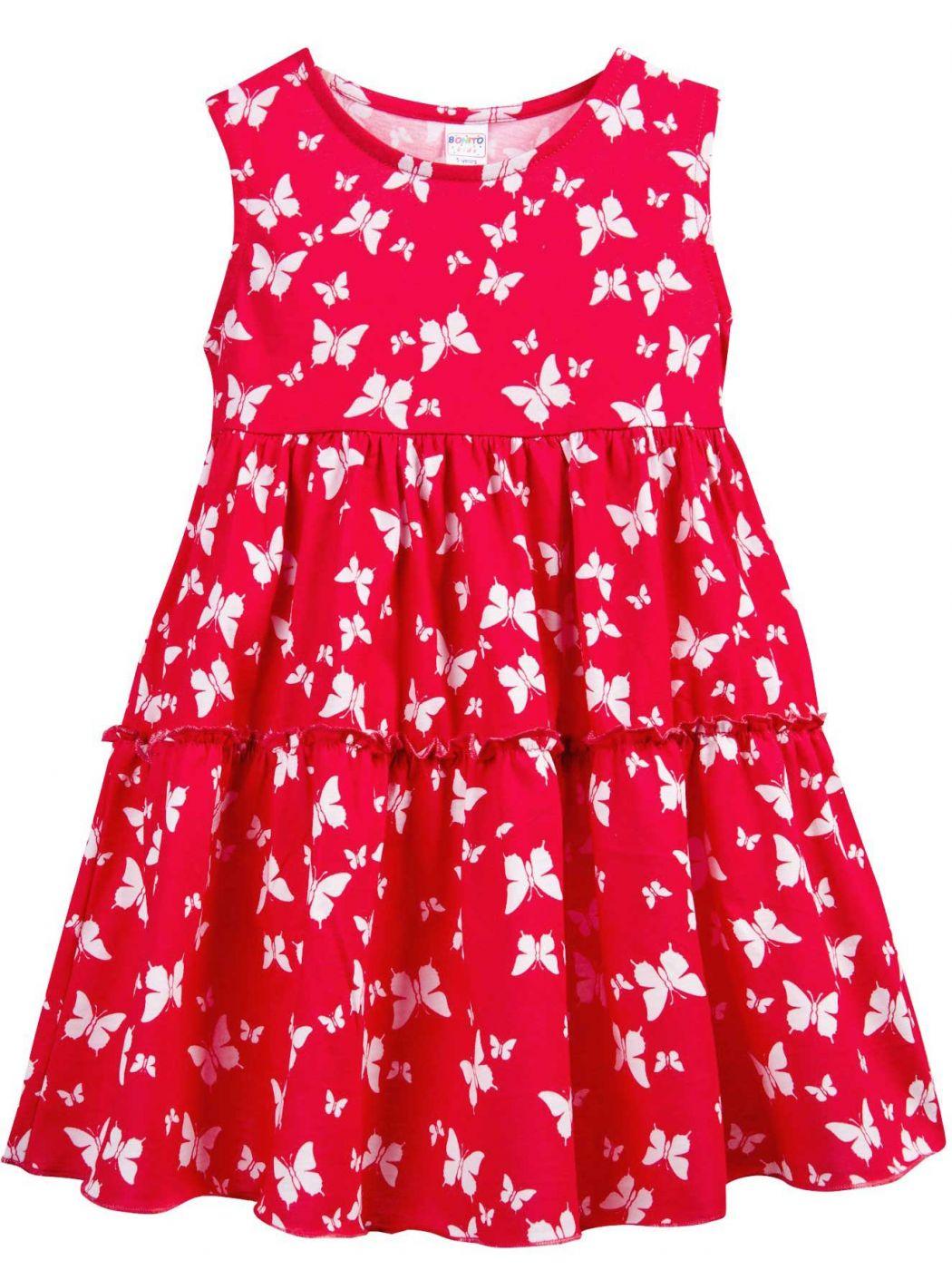 Платье для девочки 2-5 лет Bonito BJ1159P7