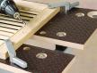 Моментальные зажимы 2 шт для фиксации деталей до 35 мм WOLFCRAFT 6176000