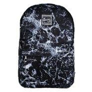Рюкзак подростковый 45х32х15 см, 1 отд, 3 кармана, нейлон, серый с рисунком (арт. 254-141)