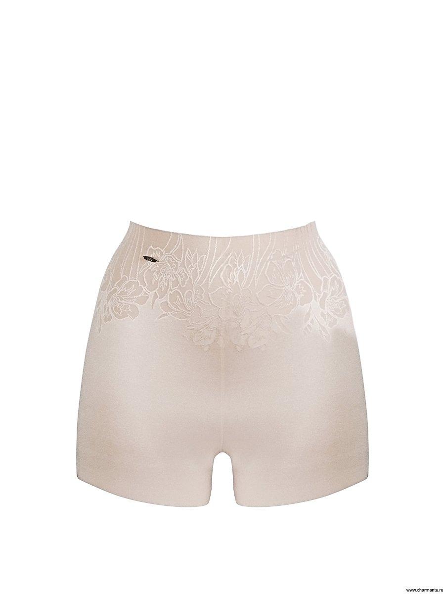 Эластичные шорты с сильным утягивающим эффектом для женщин VXCh 011325 телесный DSK