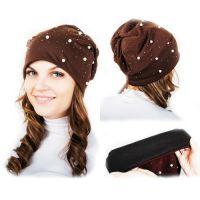 Утепленная шапка для женщин