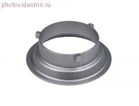 Адаптерное кольцо FST BW-02 на Bowens