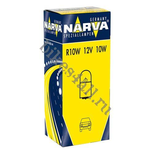 Лампочка в поворотник R10W NARVA 12V